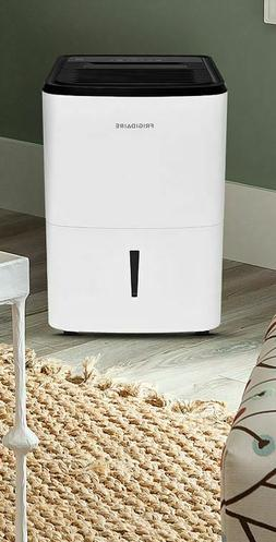 Frigidaire  50-Pint Dehumidifier with Effortless Humidity Co